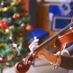 Violin concert at guesthouse chaconne